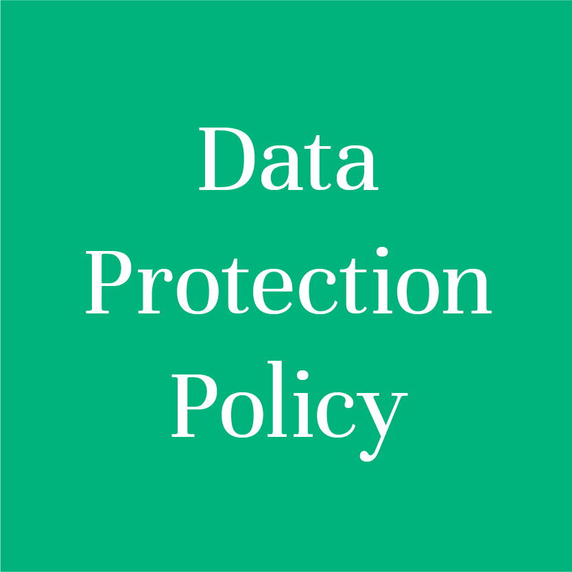 Download information about  Data Protection Policy  here.