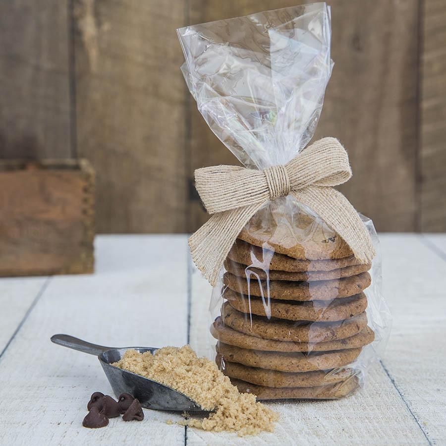 Crispy Chocolate Chunk and Cello Bag web.jpg
