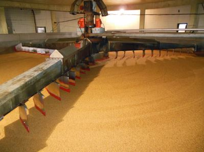 SABMiller Barley Malting Plant in Caledon.