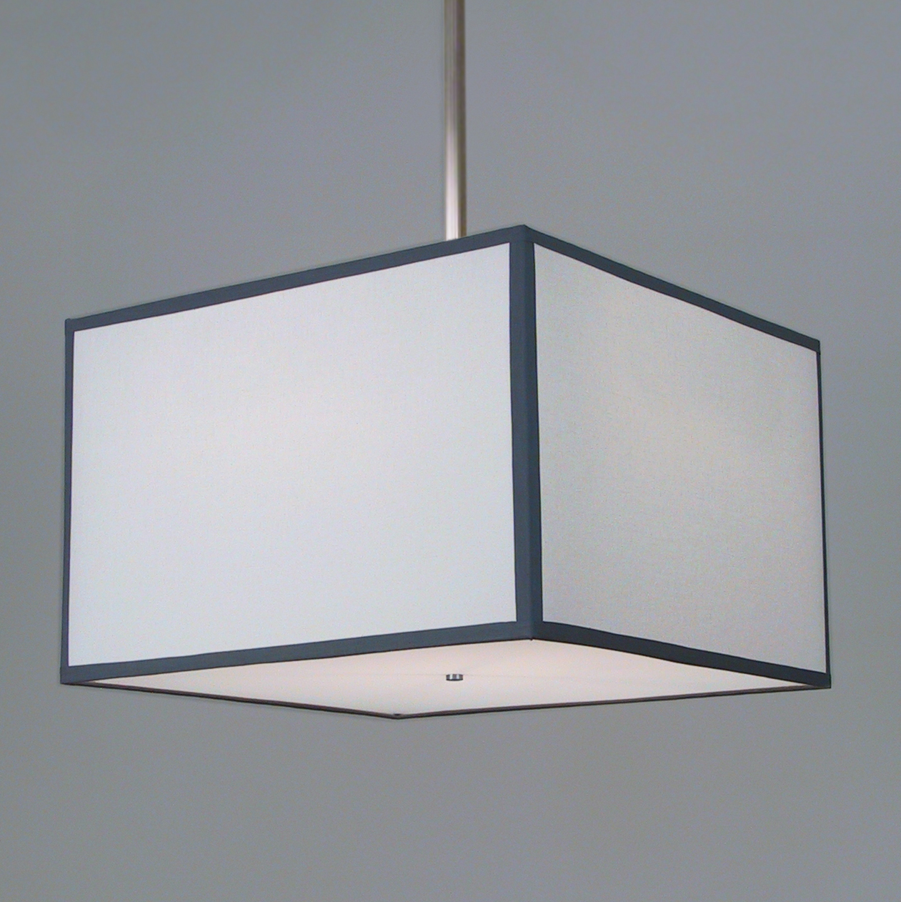 Drums and Boxes_C-193_Lantern Box Pendant_Satin Nickel_White with Gray.jpg