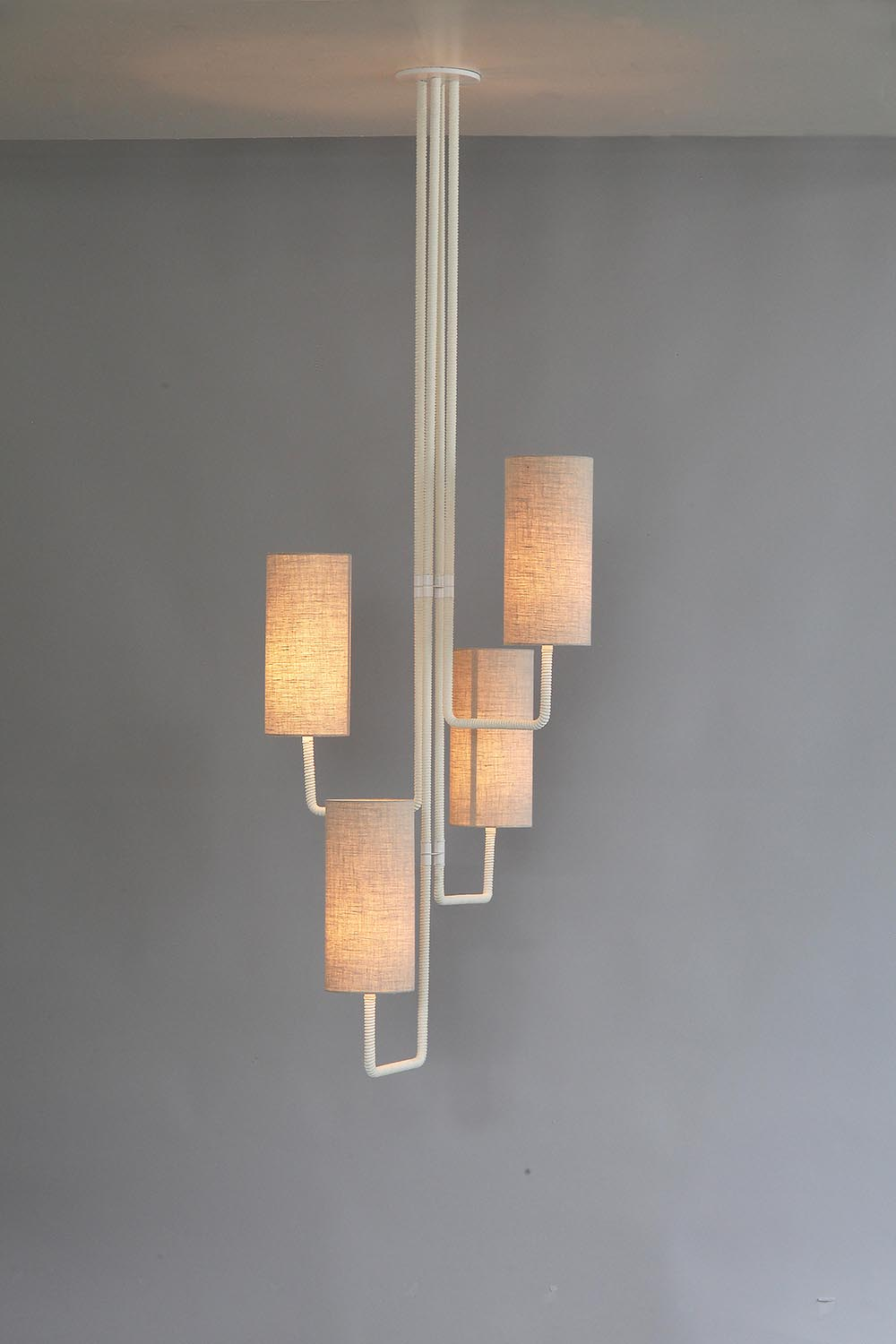 Rope_C-183_Vertical Rope Chandelier_White_Natural Rope_Wheat_on.jpg