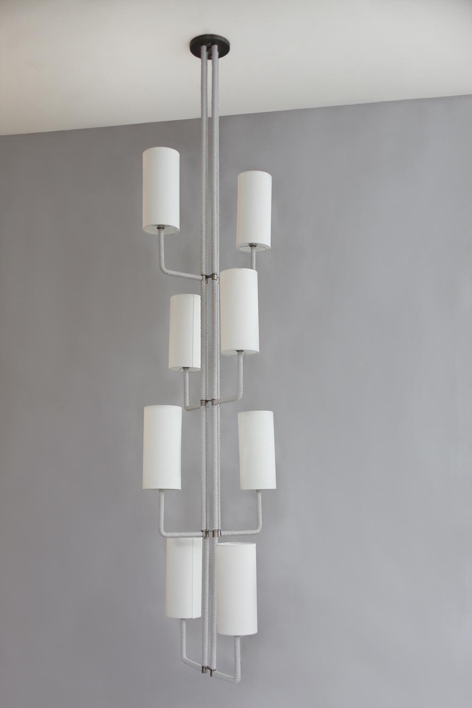 Rope_C-183_Vertical Rope Chandelier with 8 Shade_Satin Nickel-Gray-White.jpg
