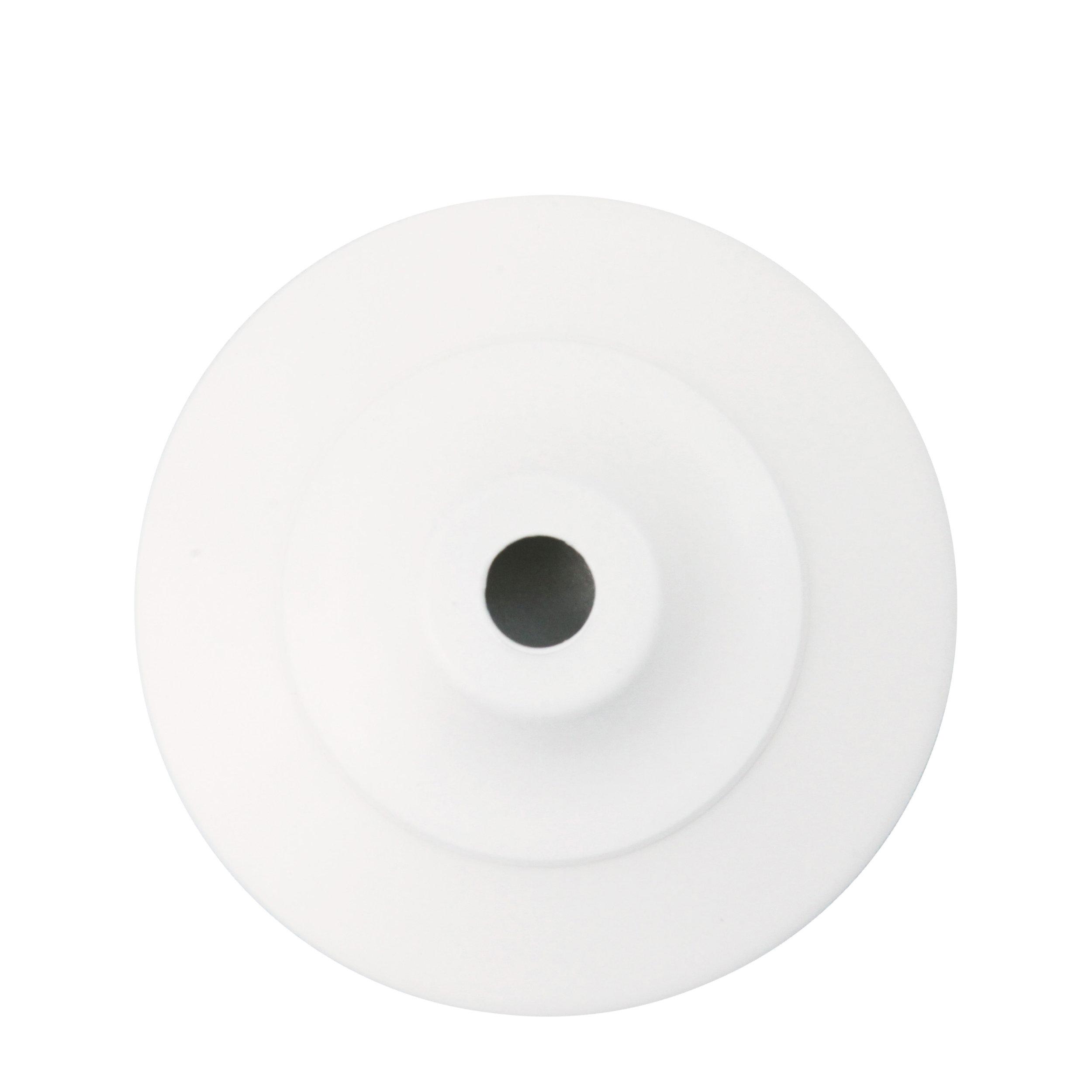Powder Coated White