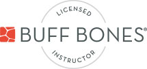 Looking to improve bone health? I'm certified as a Buff Bones instructor and would love to teach you some great ways to improve those bones! Using the Buff Bones system. Check out the Buff Bones website at: www.buff-bones.com to learn more!