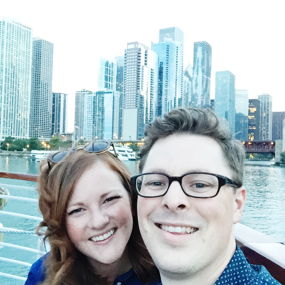 Celebrating Ten Years of Marriage in Chicago. 2015.