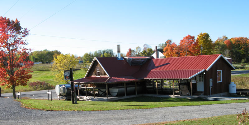 Who we are - A little about Williams Maple Farm