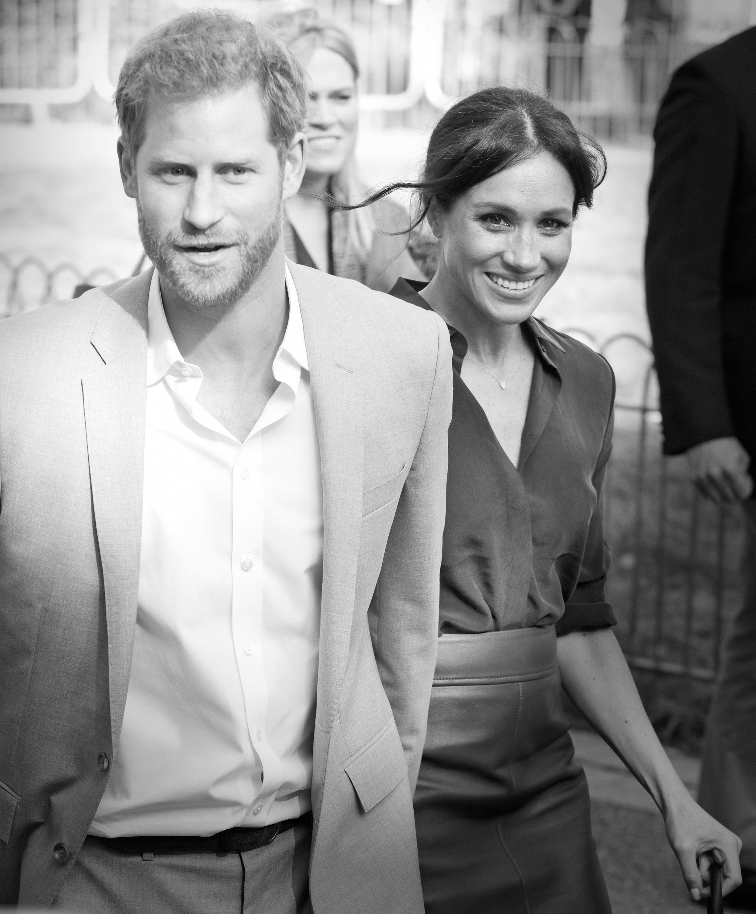Prince Harry, Duke of Sussex and and Meghan Duchess of Sussex
