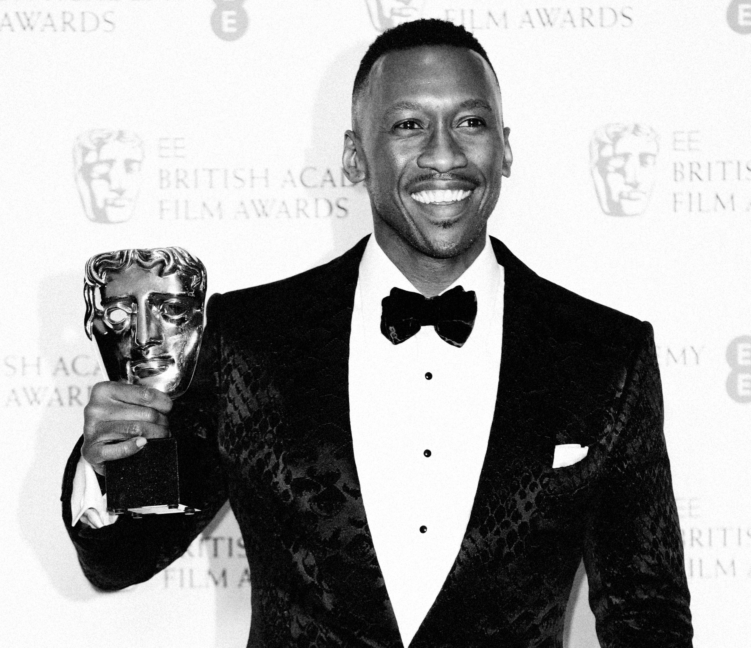 Mahershala Ali winner of BAFTA for best Supporting Actor - 'Green Book'