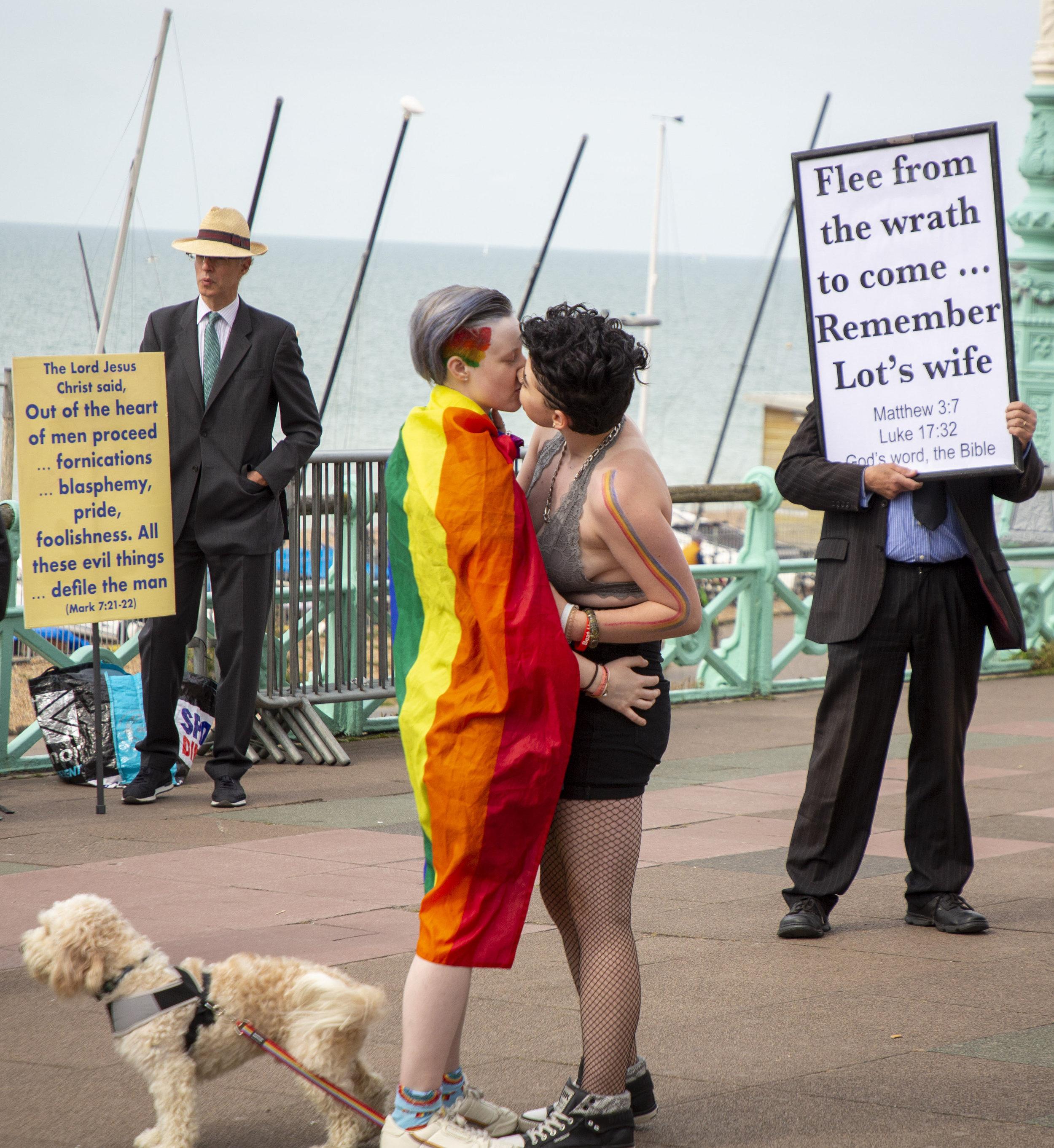 Brighton Pride 2019