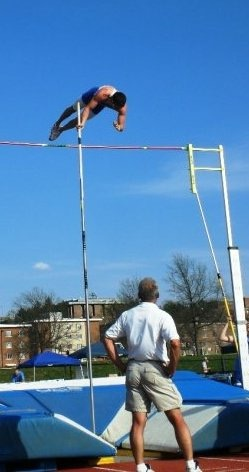 Vaulting for Alfred State