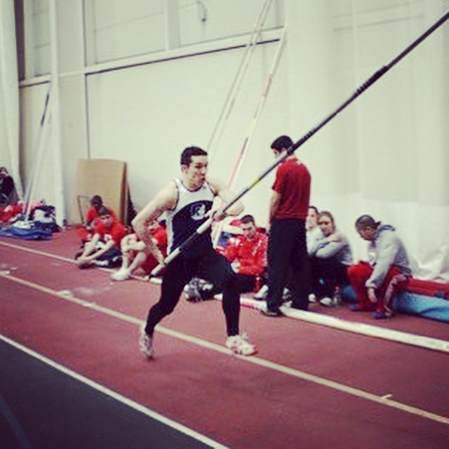 Vaulting for Geneseo