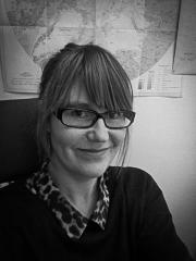 Christina A. Pedersen, research coordinator at the Norwegian Polar Institute.