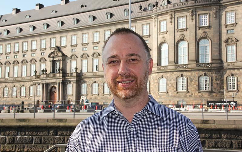 Ulf Andreasson, Senior Advisor at NCM. NORDEN©Andre Jamholt