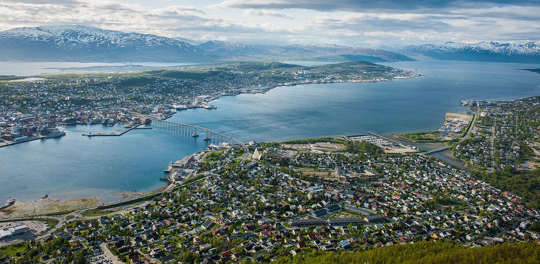 Tromsø, Norway. JONAA©Linnea Nordstrom