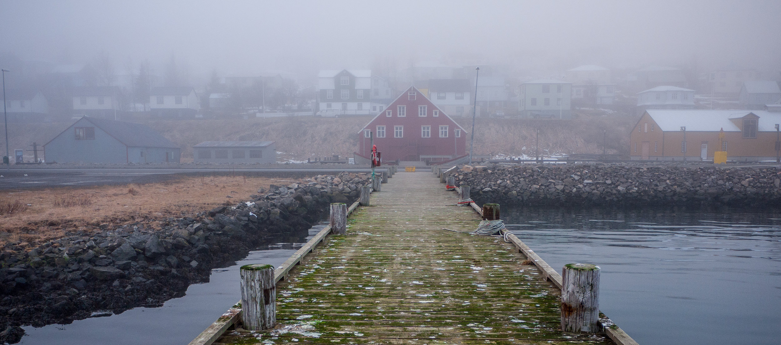 Siglufjörður, Iceland. JONAA©Kristjan Fridriksson