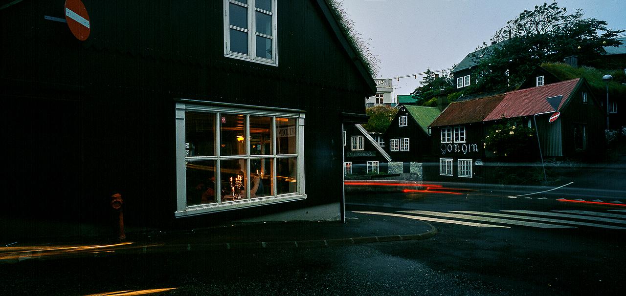 Tórshavn, the Faroe Islands. JONAA©Kristjan Fridriksson