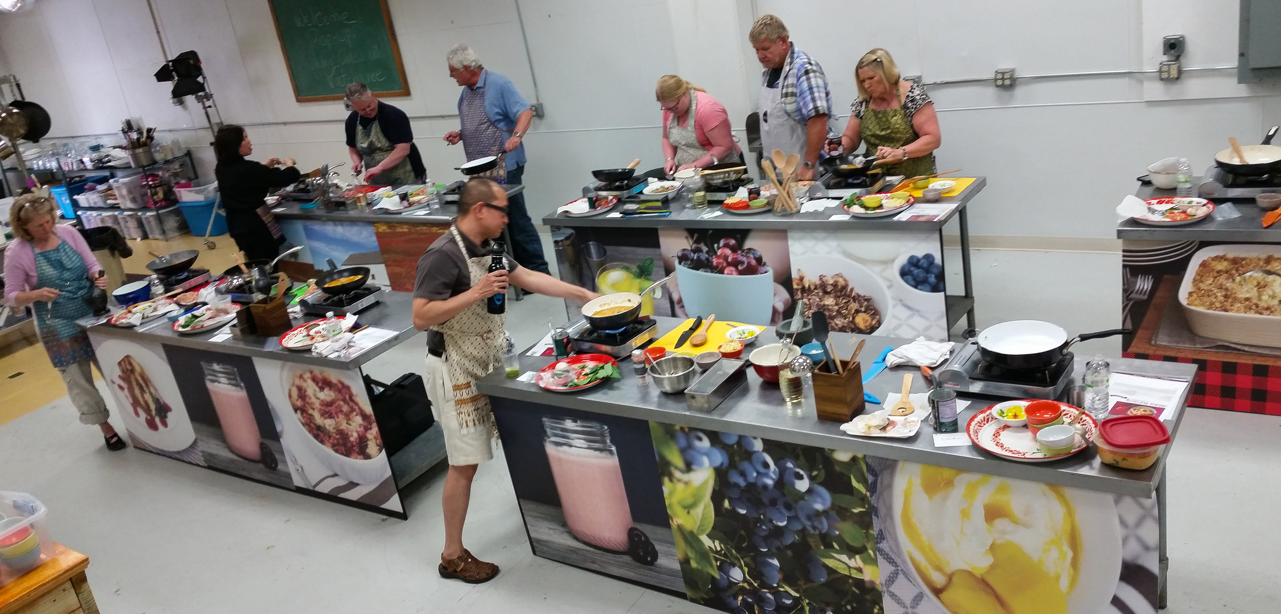 Culinary connections are on the map of High North business opportunities.