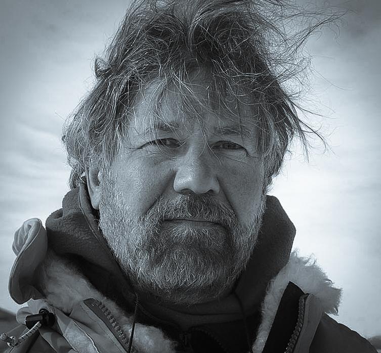 Paul Mayewski<br>Explorer, Glaciologist, Climate Scientist, Director & Distinguished Professor, Climate Change Institute, University of Maine.