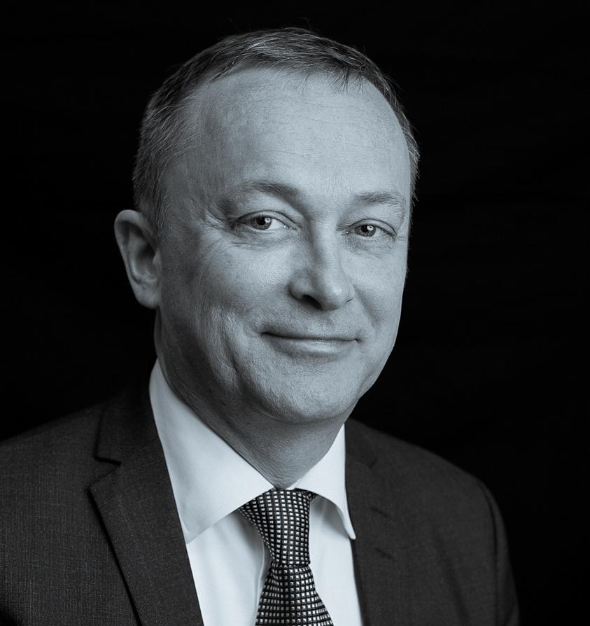 Nils Arne Johnsen. Director of Regional Business Development, Troms County Council in Norway.