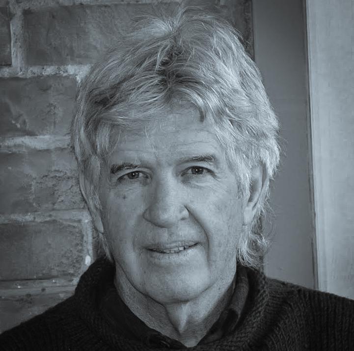 Patrick K. Egan<br>Former newspaper publisher and editor, Mitchigan, USA.
