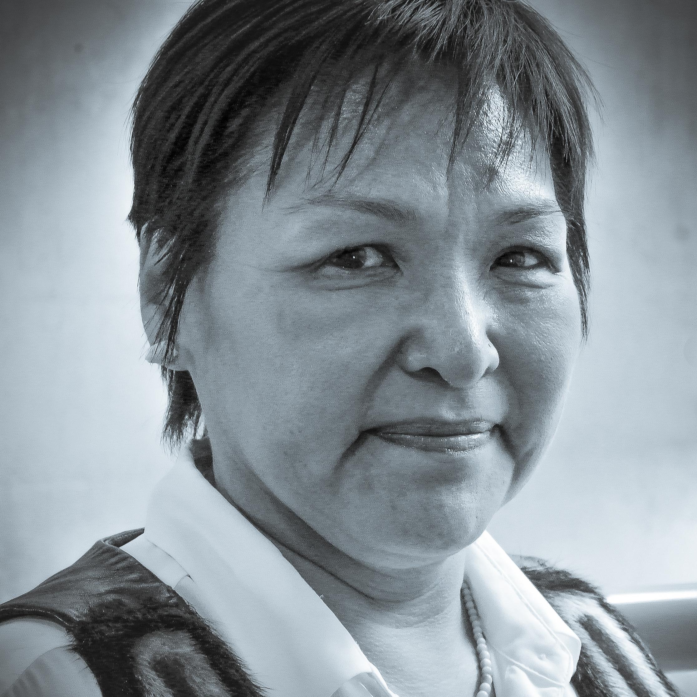Okalik Eegeesiak - Former Chairman of the ICC, Inuit Circumpolar Council.