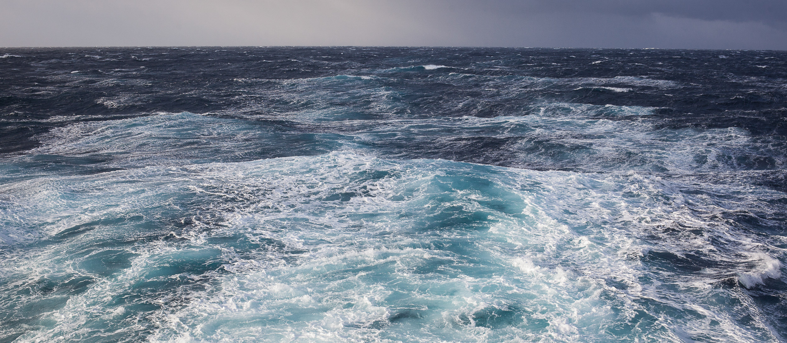 Oceans cover more than 70 percent of the surface of our planet - so there is much at stake. The North Atlantic Ocean.  JONAA©Jonathan Laurence