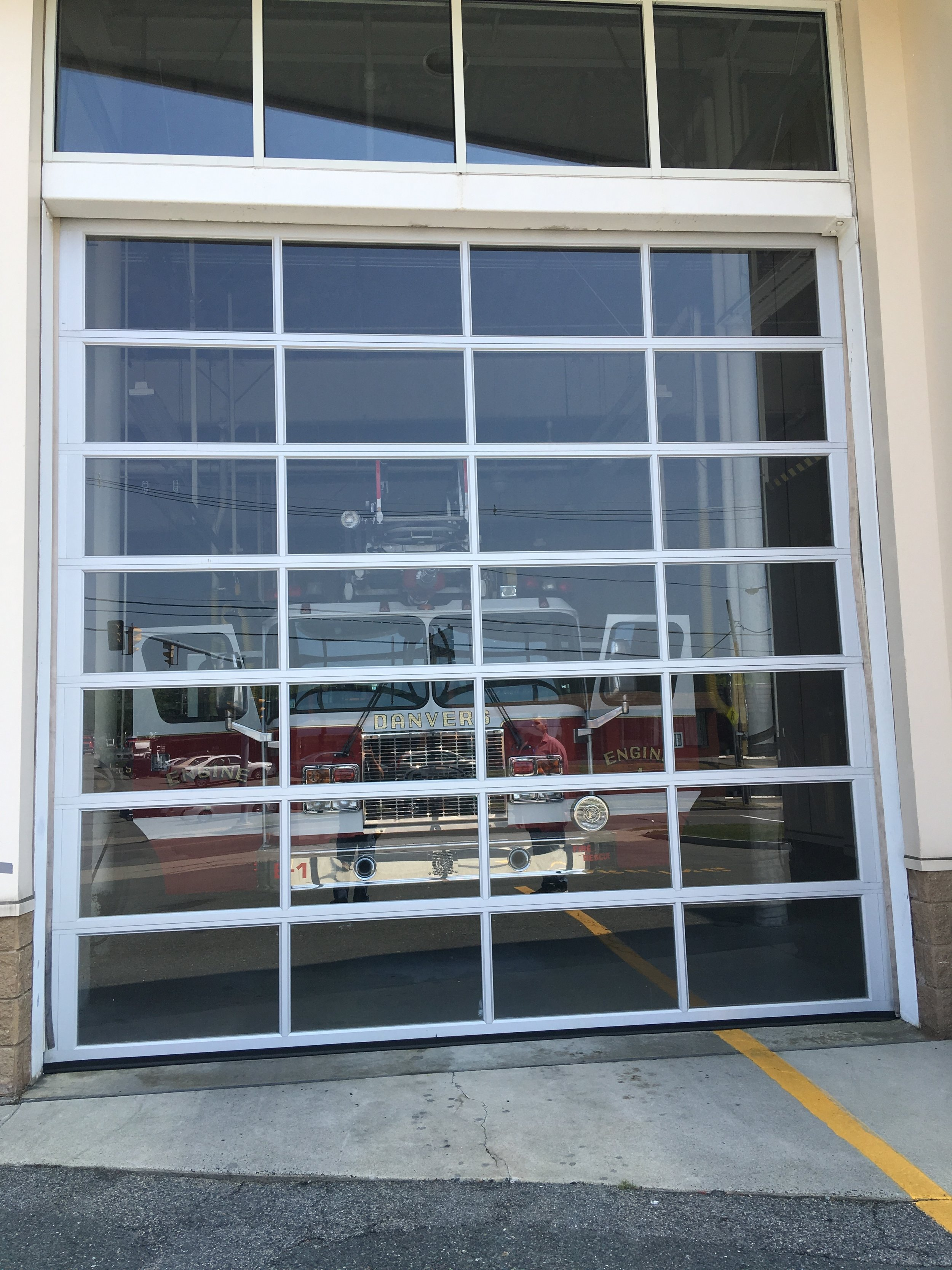 Full View Doors