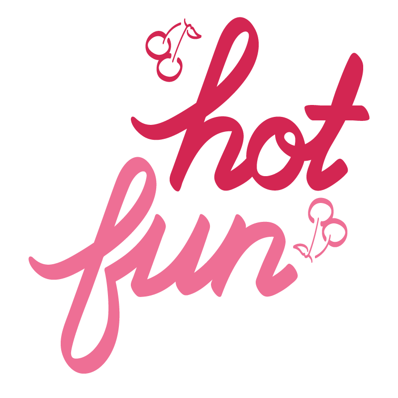 "Hot Fun Comedy Group - Working with fellow designer Tim LaSalle we created a logo for a NYC based comedy/improv group working in west village. The logo was successfully used for 2 years as they performed various shows including the wildly popular ""Hot Fun in the [Season]"" series."