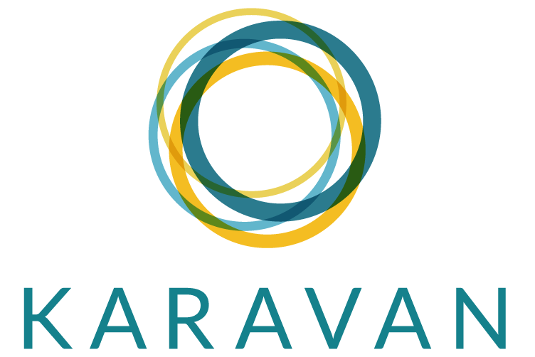 KARAVAN - Karavan was a freelance project for a start-up business from NYU's Entrepreneurship department. The focus was to create an online shopping platform that integrated social media by allowing users to take a commissions from any sales made on recommendation to friends.