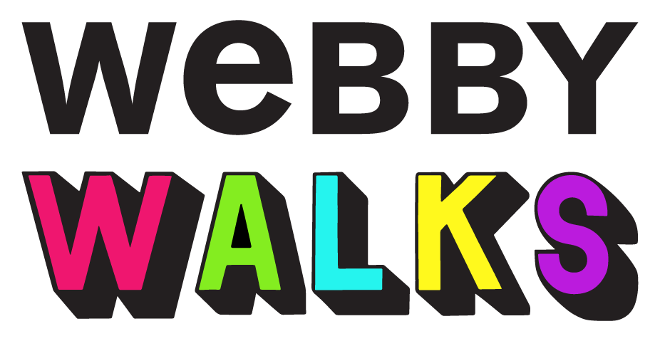 Webby Walks - Webby Walks is a social video series hosted by our Social Media Manager Jason Brickhill, hitting the NYC streets to introduce emerging tech, interview Internet superstars, and more!