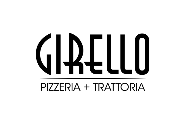 Girello was an Italian trattoria that was badly in need of a refresh. Their logo and menu were just Papyrus laid down on paper; this logo didn't reflect the quality of food, drink and atmosphere available at the sleepy neighborhood spot. I frequented it because of friends who worked around and for the owners. I created a brand and style reflective of their amazing mirror wall.