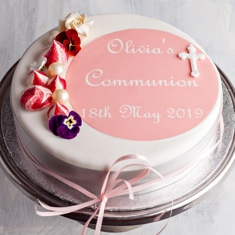 Communion Cake—Girl or Boy