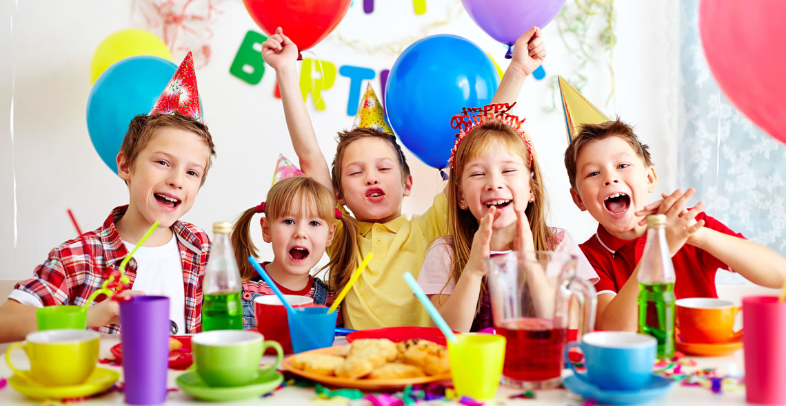 Kids' Parties - Here at Branksome Park Tennis we can offer function/party Hire. Kids tennis parties are very popular, a fun on-court session followed by food & drink inside the café. For more information contact Aaron to plan your party / event.