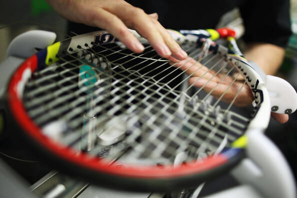 Racket Restringing & Re-grip Service - Here at Branksome Park Tennis our Head Coach is able to restring or re-grip your tennis racket. Snapped a string? Want to get a performance edge? Grip feeling a bit worn out? Click below for more details.