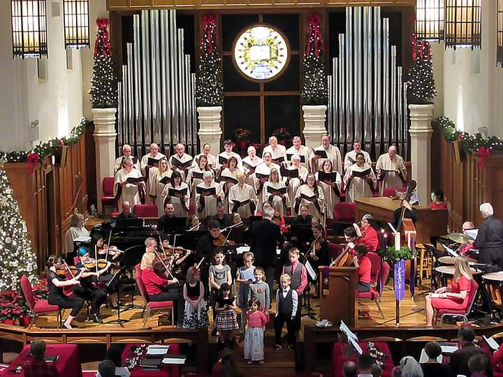 Lessons and Carols, December 2018