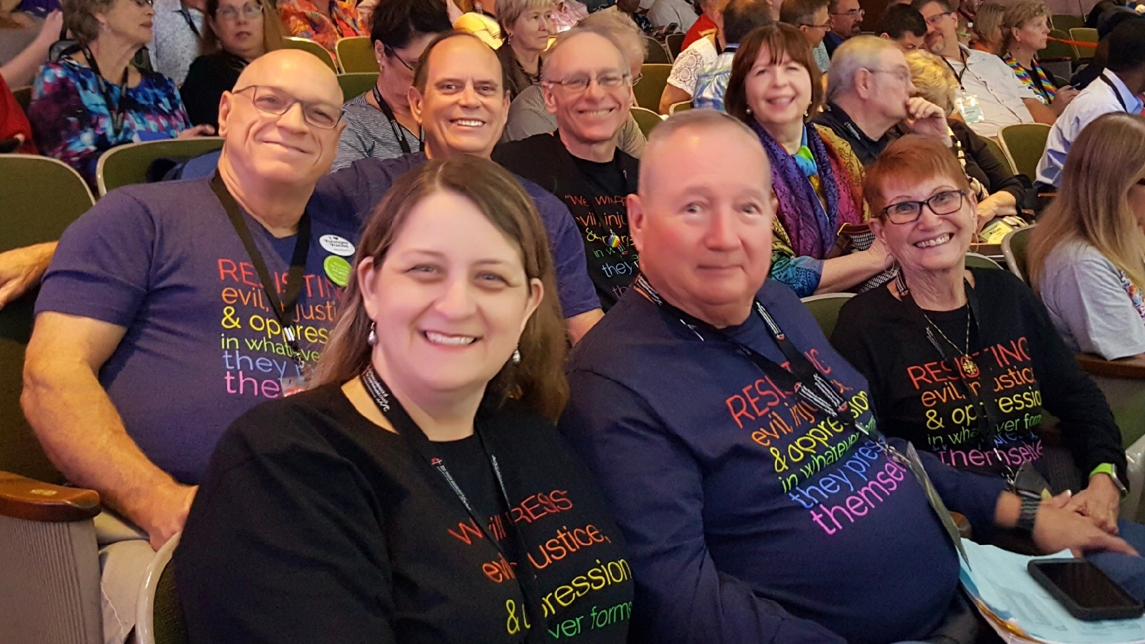 First UMC delegates to the 2019 Florida UMC Annual Conference