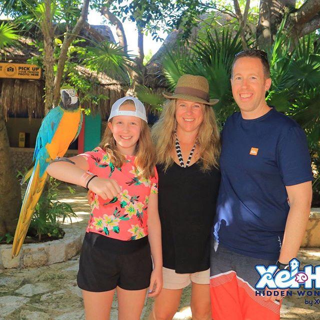 Xel-ha!  #snorkeling #mexico #19goodfriends #familyvacay