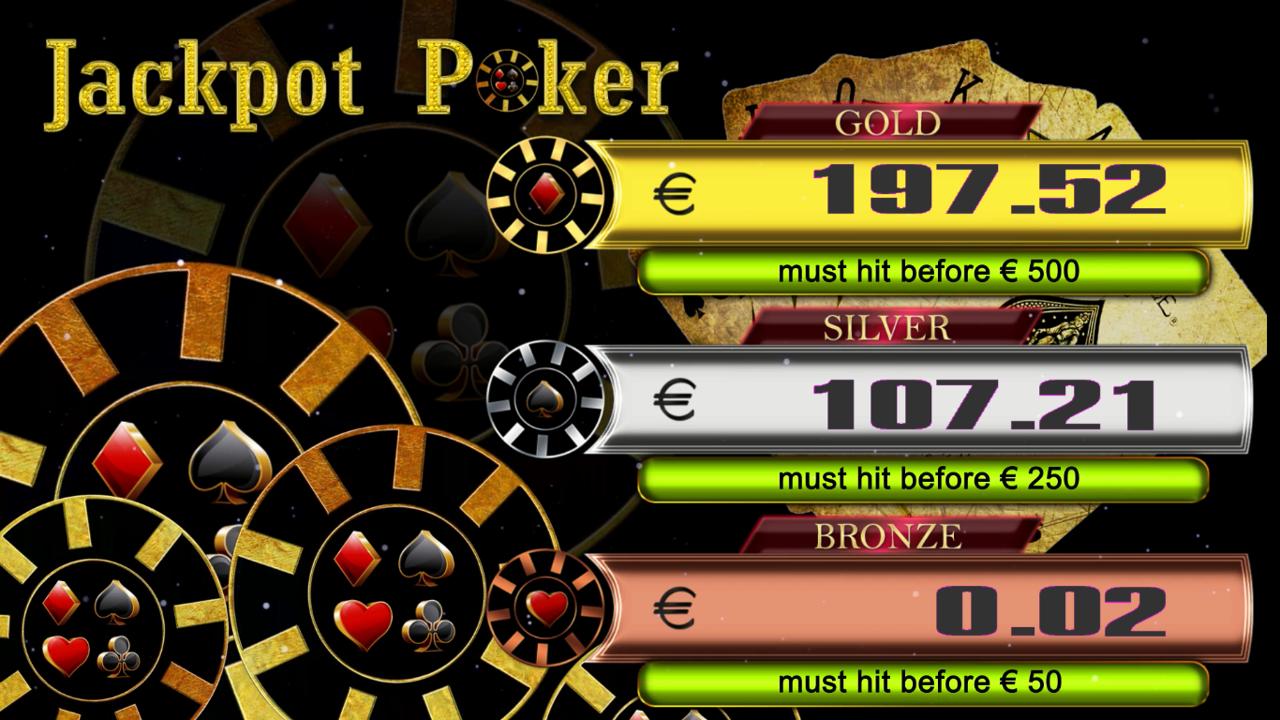Jackpot Poker Prosperity Gaming