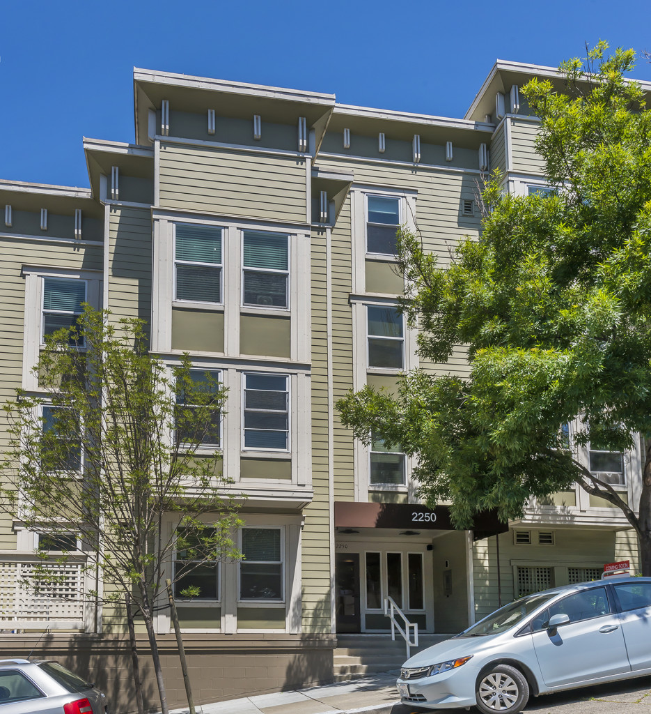 2250 24th Street #434  Represented Seller    insight realty  dre| 01876241