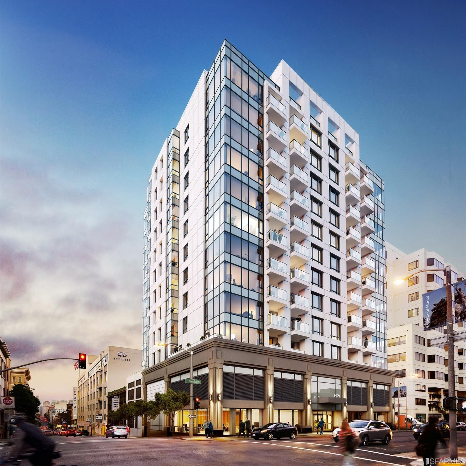 1450 franklin St. #1106  San Francisco  represented buyer    insight realty  dre| 01876241