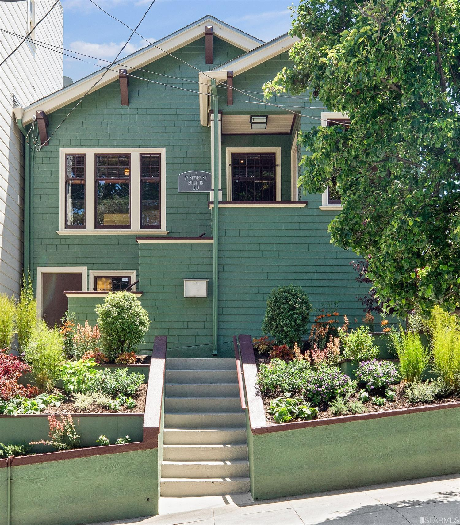 27 States St.  San Francisco  Represented Seller    insight realty  dre|| 01876241
