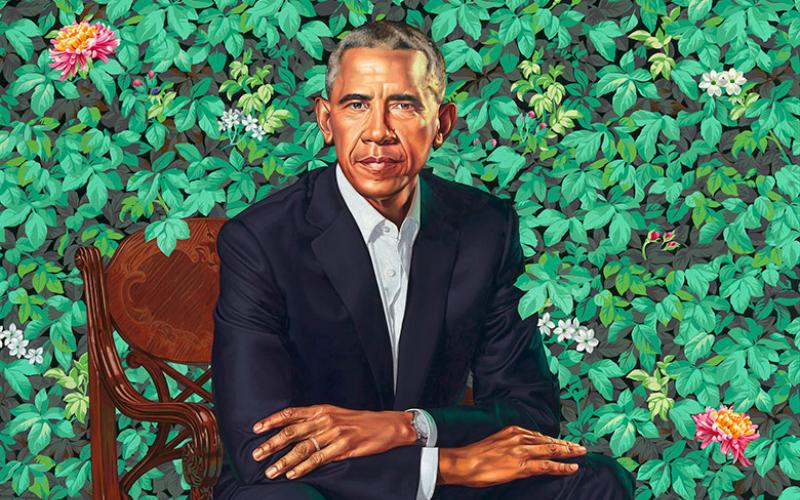 President Barack Obama at The Smithsonian