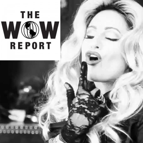 Madonna Inception: Madonna Imitates Nadya Ginsburg Imitating Madonna