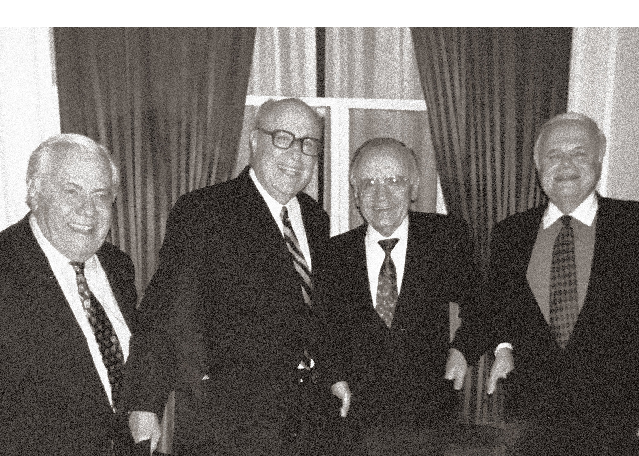 The founders of Poles Tublin in 1997