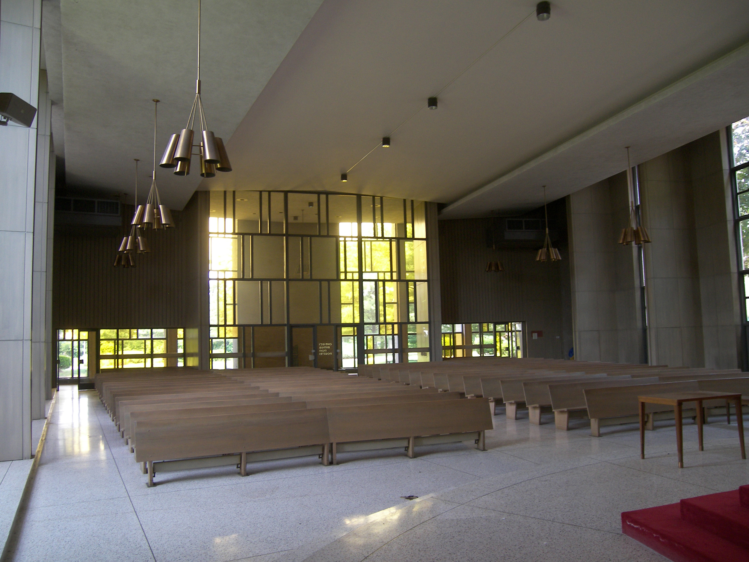 Existing Chapel