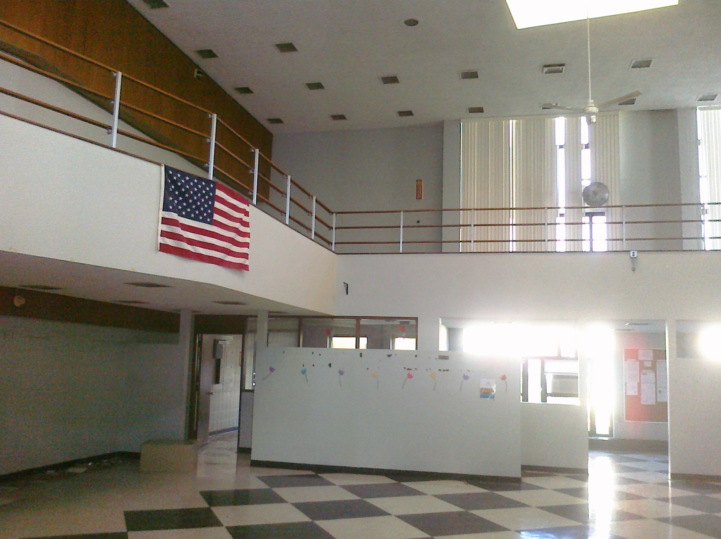 Library and Recreational Area