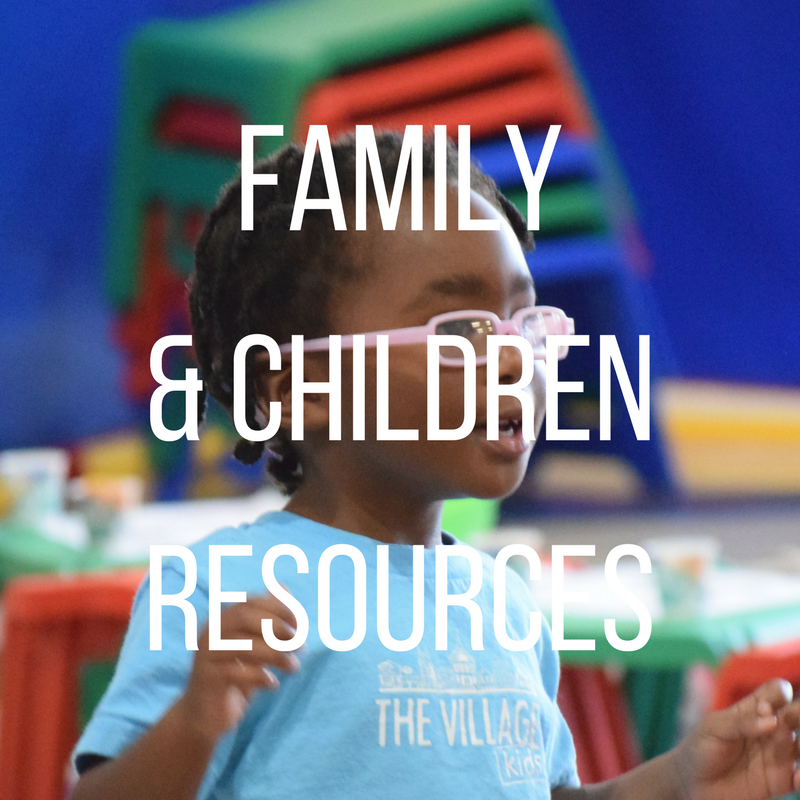Visit our family and children resources to find weekly ways to talk with your children about faith and guides to help them through difficult conversations!