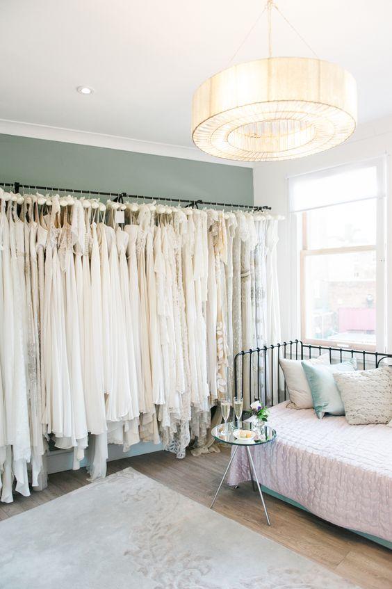 Beautiful dresses at Luella's Bridal