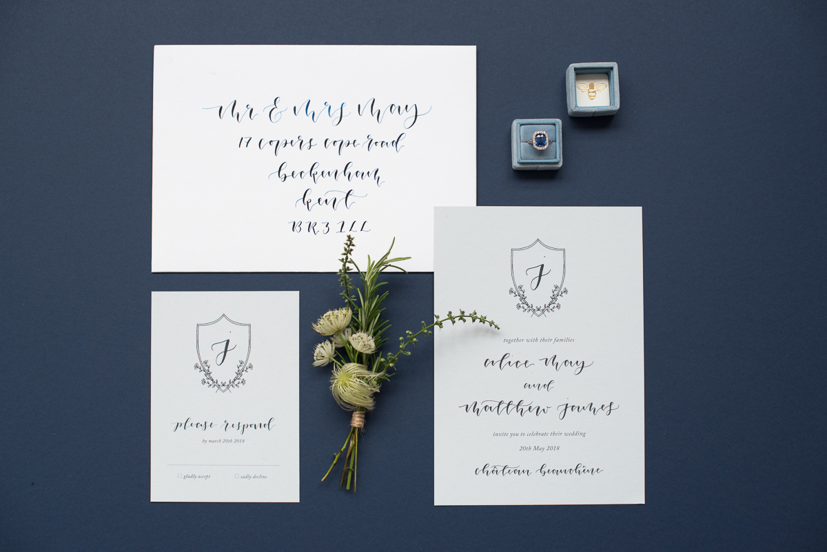 Calligraphy-wedding-invitation