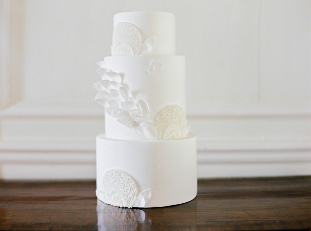 Vintage-wedding-cake